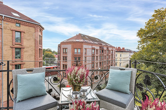 4-roms leilighet - Gamle Oslo - Oslo - 7 500 000,- Nordvik & Partners
