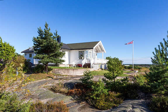 En komplett hytteeiendom - Kjøkøy, porten til Hvaler