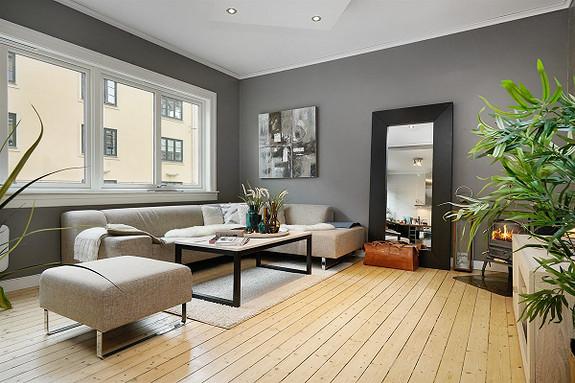2-roms leilighet - St. Hanshaugen-Ullevål - Oslo - 4 200 000,- Nordvik & Partners
