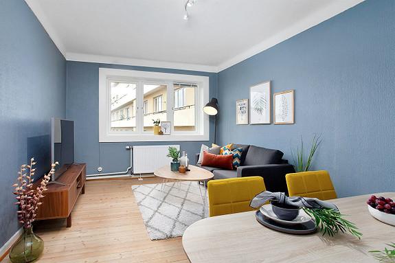 2-roms leilighet - Sagene-Torshov - Oslo - 3 250 000,- Nordvik & Partners