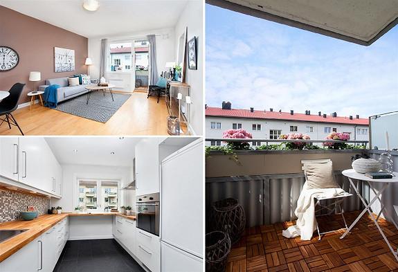 3-roms leilighet - Grünerløkka-Sofienberg - Oslo - 4 150 000,- Nordvik & Partners