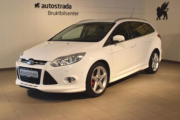 Ford Focus 1,0 EcoBoost 125hk Titanium Rentekampanje 0,99%  2014, 31747 km, kr 199000,-