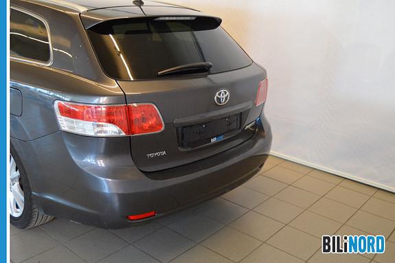 Bilbilde: Toyota Avensis