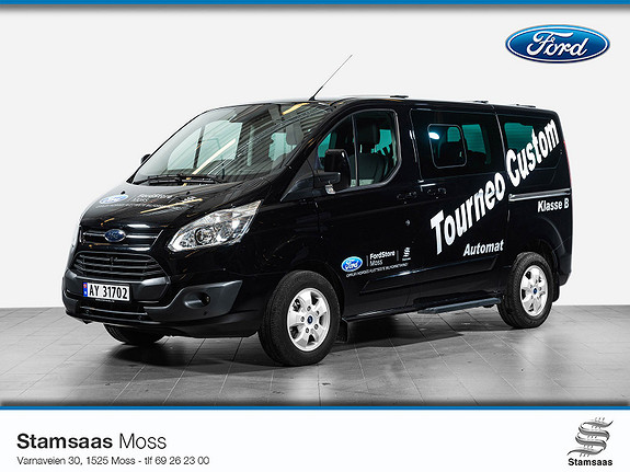Ford Tourneo Custom 2,0 TDCi 170hk L1 Titanium DEMOBIL