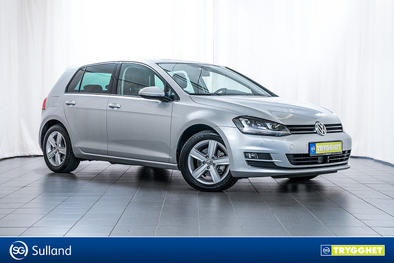 Volkswagen Golf 1,6 TDI 110hk Highline