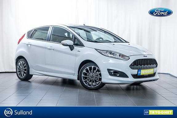 Ford Fiesta 1,0 EcoBoost 100hk ST-Line