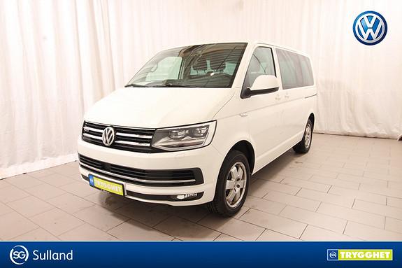 Volkswagen Transporter 2,0 TSI 204hk K m/vindu 4Motion DSG