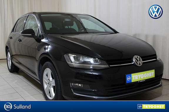 Volkswagen Golf 1,4 TSI 150hk Highline DSG