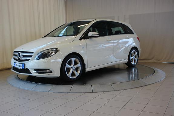 Mercedes-Benz B-Klasse B 180 CDI BlueEfficiency Sport  2013, 94000 km, kr 209000,-