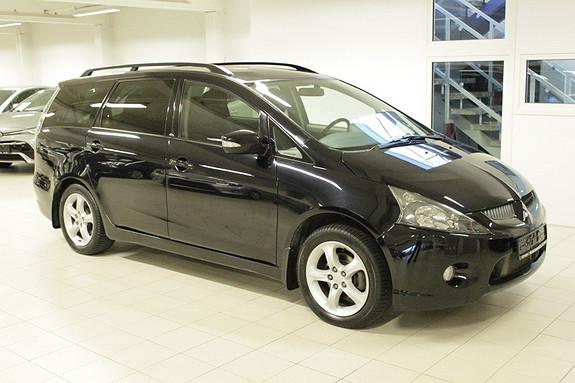 Mitsubishi Grandis 2,0 DI-D Invite  2007, 178481 km, kr 89000,-