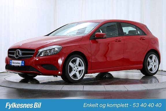 Mercedes-Benz A-Klasse A160 CDI DAB+, Bluetooth, Regnsensor, Isofix  2015, 23800 km, kr 229900,-
