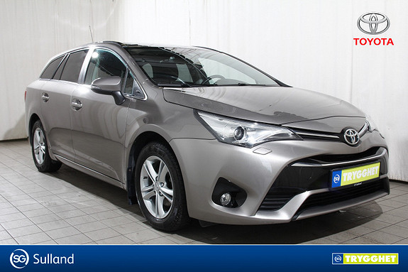 Toyota Avensis Touring Sports 1,6 D-4D Active TSS-DAB+Navi-BiLED