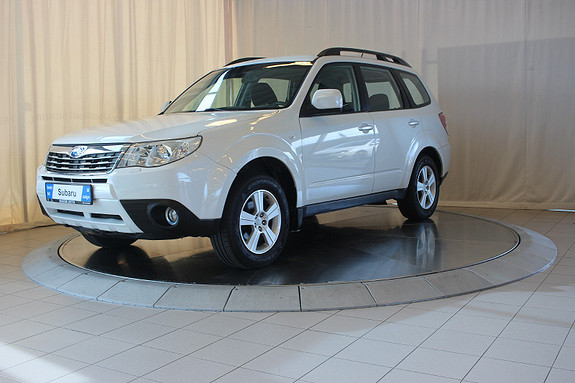 Subaru Forester 2.0i CLassic  2009, 180500 km, kr 139000,-