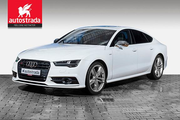 Audi S7 Audi S7 4.0TFSI quattro 450hk