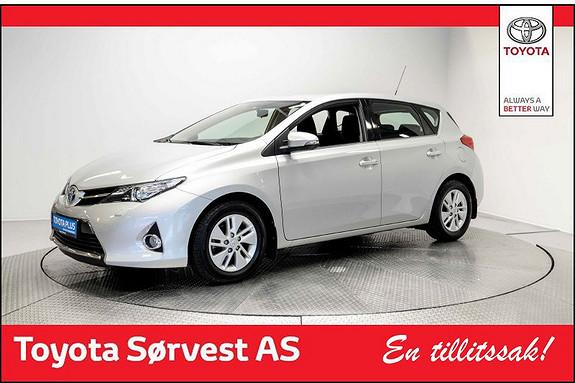 Toyota Auris 1,8 Hybrid E-CVT Active  2014, 28600 km, kr 218000,-