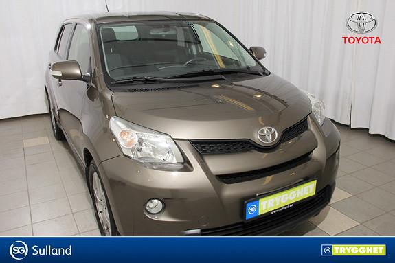Toyota Urban Cruiser 1,4 D-4D Dynamic AWD