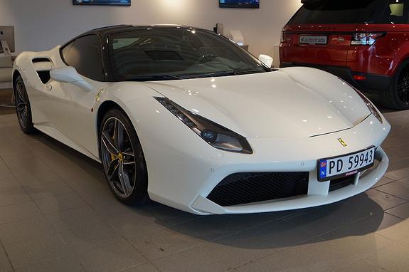 "Ferrari 488 GTB Diesel ""Norges fineste!""Rentekampanje 0,99%"