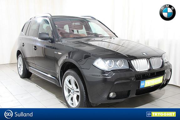 BMW X3 2.0d Automat Panorama - Navigasjon - M-Sport