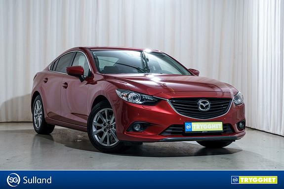 Mazda 6 2,2D 150hk Vision aut navi