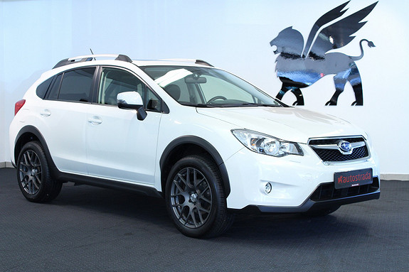 "Subaru XV 1.6i 114hk Aut. Premium AWD Navi 18"" felg"