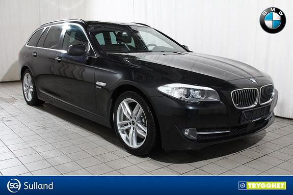 BMW 5-serie 525xdaT Aut Act.cruise-Navi-H.U.D-r.kam-skiltleser-krok