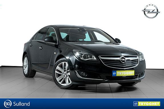 Opel Insignia 2,0 CDTi 130hk Premium aut LAV KJØRELENGDE-MASSE UTSTYR