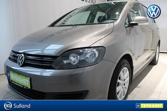 Volkswagen Golf Plus 1,6 TDI 105hk Comf.line BMT DSG **LAV KM** WEBASTO, AUT