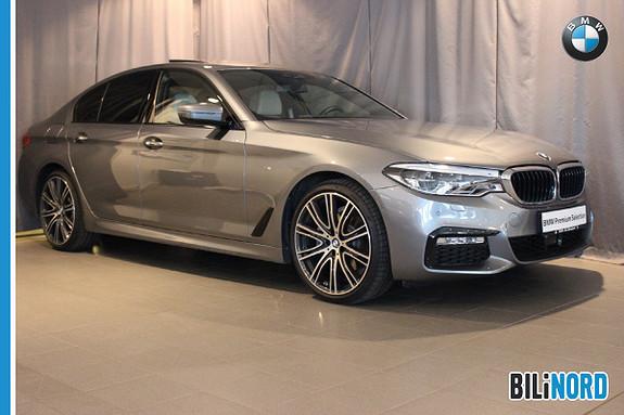 Bilbilde: BMW 5-serie