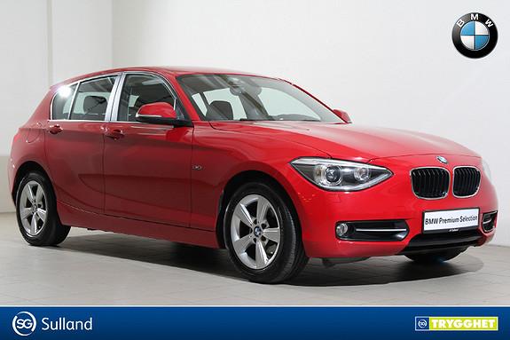 BMW 1-serie 114i -SportLine-DAB+-Xenon-PDC-Sportsseter++