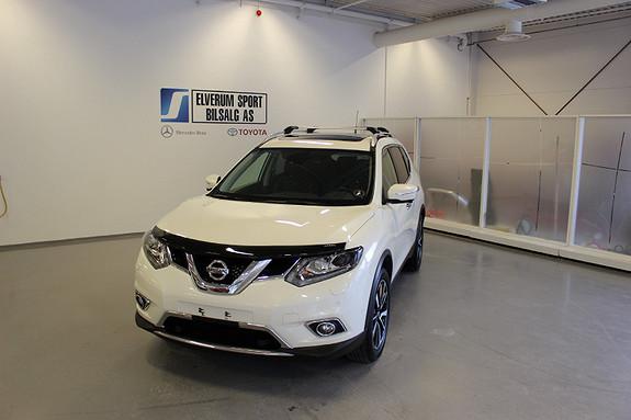 Nissan X-Trail dCi 130hk Tekna 4WD 7s (K)  2016, 39000 km, kr 399000,-