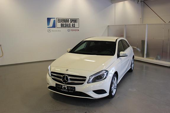Mercedes-Benz A-Klasse A160 CDI  2015, 45000 km, kr 209000,-