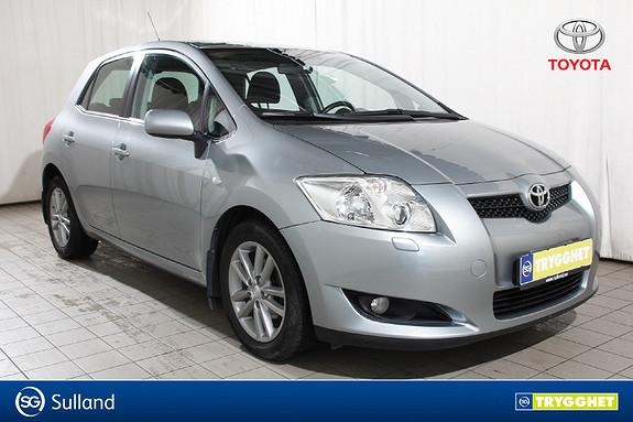 Toyota Auris 1,4 D-4D Sol Blue Multi Mode Automatisk gir-Aut.Klima
