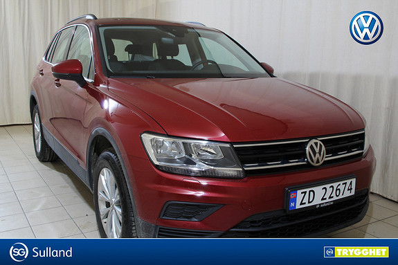 Volkswagen Tiguan 2,0 TDI 150hk 4M DSG Trendline