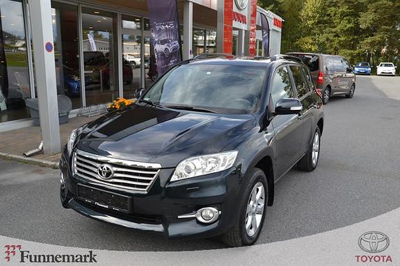 Toyota RAV4 2,2 D-4D Vanguard Executive  2011, 87900 km, kr 209000,-