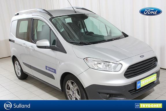 Ford Transit Courier 1,0 Ecoboost 100hk Trend