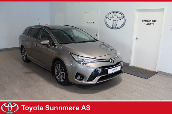 Toyota Avensis Touring Sports 1,8 Active M-drive 7S *MYE UTSTYR**LAV K  2015, 35000 km, kr 239000,-
