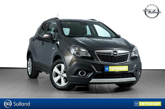 Opel Mokka 1.4T 140hk 4X4 Premium SKINN-BIXENON-NAVI-DAB-USB-BT