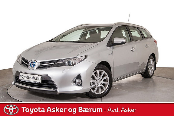 Toyota Auris 1,8 Hybrid E-CVT Active  2014, 35500 km, kr 219000,-