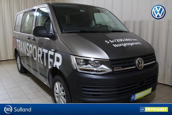 Volkswagen Transporter 2,0 TDI 150hk K u/vindu 4Motion DSG
