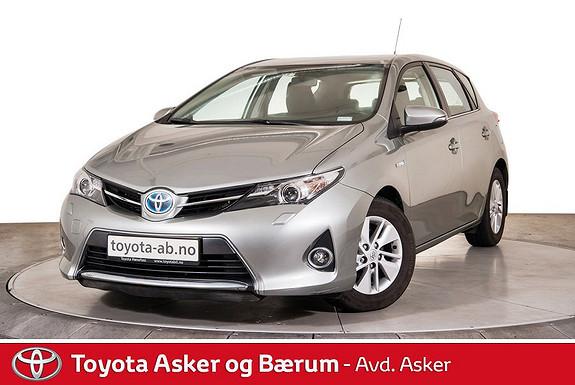 Toyota Auris 1,8 Hybrid E-CVT Active  2013, 49500 km, kr 199000,-