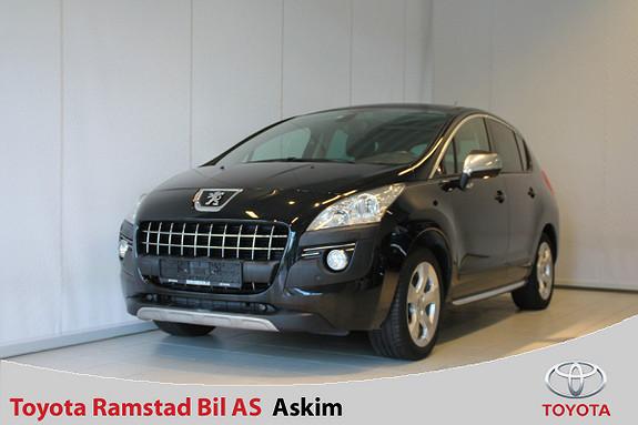 Peugeot 3008 1,6 Premium HDi DPF 109 hk  2009, 134500 km, kr 89000,-