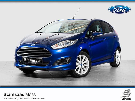 Ford Fiesta 1,0 80hk Titanium Navigasjon l Radio Dab+ l Styling l