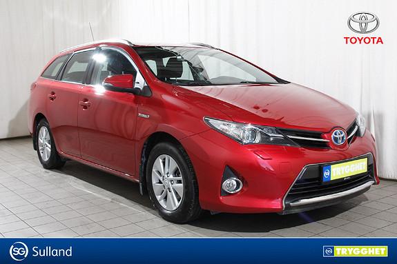 Toyota Auris 1,8 Hybrid E-CVT Active Go navi Navi-Ryggekam.-DAB+