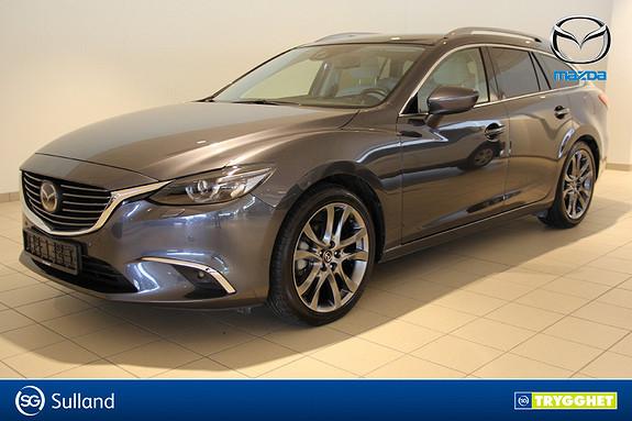 Mazda 6 2,2D 175hk Optimum AWD aut Velholdt / Hengerfeste /