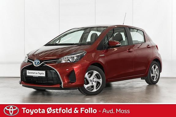 Toyota Yaris 1,5 Hybrid Active / SE KM STAND / NAVIGASJON  2015, 26200 km, kr 184000,-