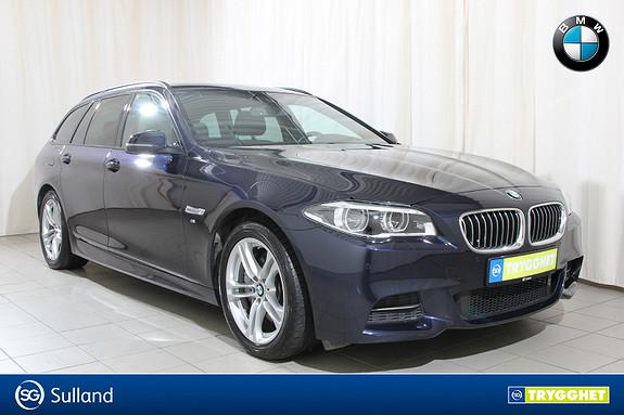 BMW 5-serie 530d xDrive Touring Automat M Sport, Webasto, LED++