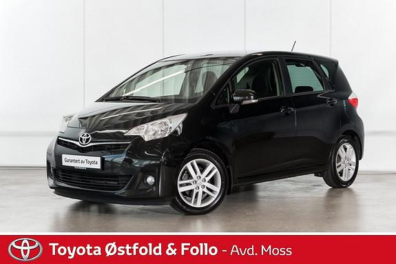 Toyota Verso-S 1,33 Dynamic  2013, 134800 km, kr 128000,-