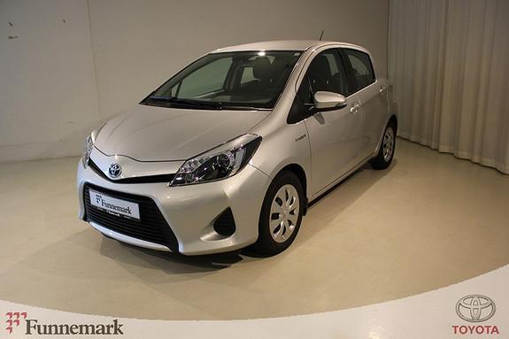 Toyota Yaris 1,5 Hybrid Active  2013, 13900 km, kr 159000,-