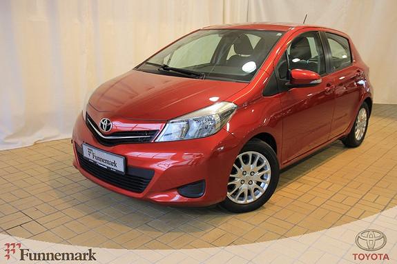 Toyota Yaris 1,4 D-4D Active Navikampanje  2012, 58951 km, kr 125000,-