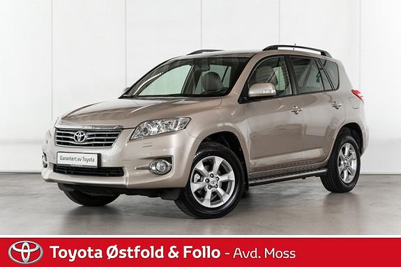 Toyota RAV4 2,0 VVT-i Vanguard Exec.M-drive S / SJEKK KM STAND  2011, 39300 km, kr 278000,-